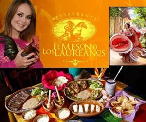 Restaurante, campirano, El Meson de los Laureanos