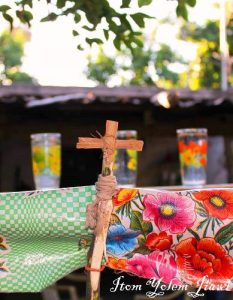 Animam Mikwayo: El día de dar de comer a las animas