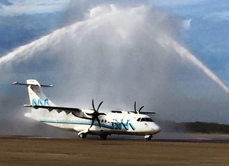 Aeromar Inaugura Vuelos a Mazatlán y Los Mochis 2015