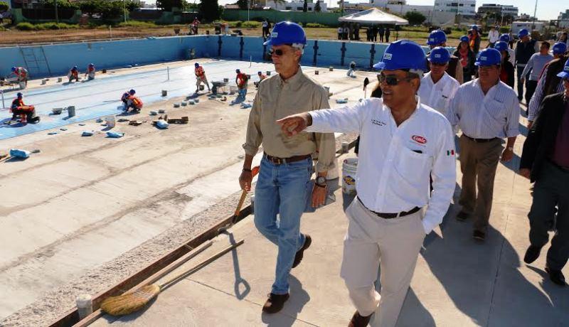 Vanza Alberca Olímpica de Mazatlán