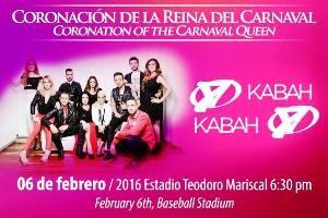 Elenco Carnaval de Mazatlán 2015