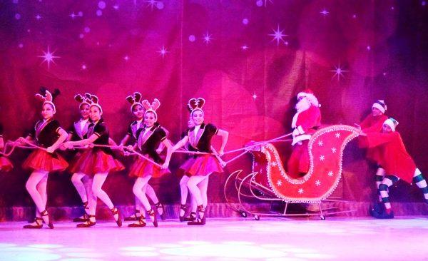 Gala Navideña Mazatlán 2015