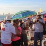 Semana Santa en las Playa de Mazatlán