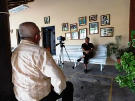 Prof Jose Luis Barbosa en en Entrevista