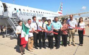 Amercian Airlines Nuevo Vuelo a Mazatlán