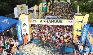 XVII Edición del Gran Maratón Pacifico Mazatlán un éxito