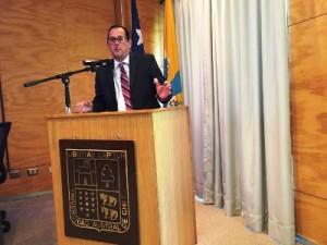 Sectur Sinaloia Participa en Reunión en Chile