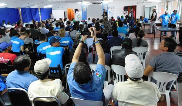 18 Reunión Tortugueros Mazatlán 2016