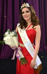 Daniela Tostado Farriols Reina del Carnaval de Mazatlán 2016