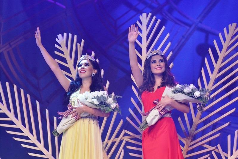 Soberanas del Carnaval de Mazatlán 2016 Daniela y BlancaReinas del CARNAVAL 2016