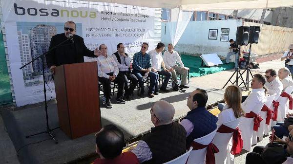 Inicia la construcción de Hoteles en Mazatlán