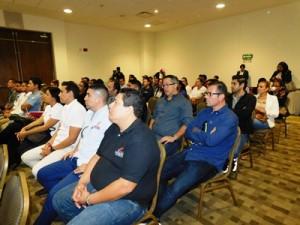 Primer Encuentro Scios Canirac Mazatlán 2016