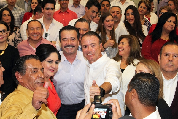Quirino Regsirto Oficial Candidatura Gobernatura Sinaloa 2016