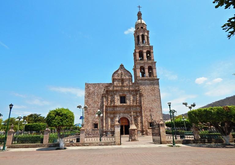 Santuario Mariano será el Templo de Nuestra Sra. del Rosario, Pueblo Mágico