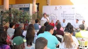 Cosalá Pueblo Mágico Encuentro de Negocios 2016