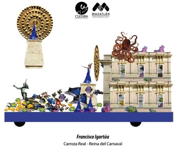 1er. Gran Desfile del Carnaval Internacional de Mazatlán 2016 Orden
