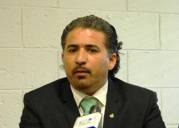 Omar Osuna Osuna Presidente Canaco Mazatlán 2016-2017
