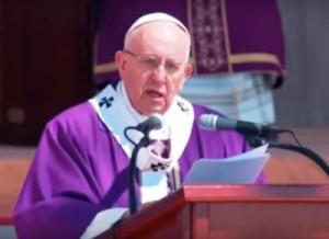 Papa Francisco Misa Ecatepec 2016