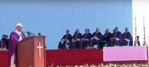 Papa Francisco Misa Ecatepec 2016Misa