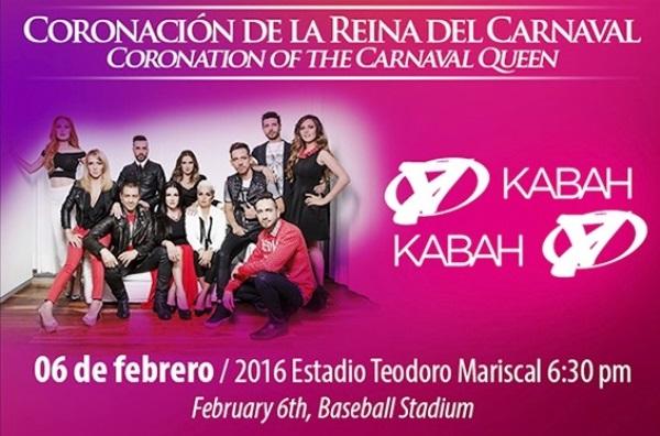 Coronación Reina del Carnaval de Mazatlán 2016