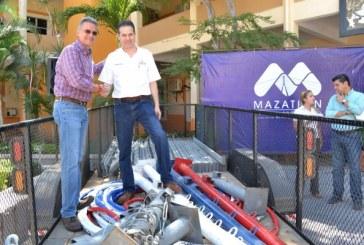 Más apoyos para impulsar el deporte en Mazatlán