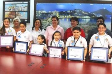 Mazatlán arrasa en Premios de Cultura Turística Infantil 2016