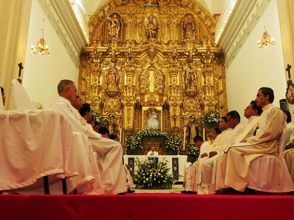 Proclamación del Templo de El Rosario Pueblo Mágico como Santuario Mariano 2016