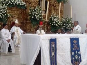 Proclamación Santuario Mariano Templo de Nuestra Señora del Rosario Sinaloa México 2016 (35) a