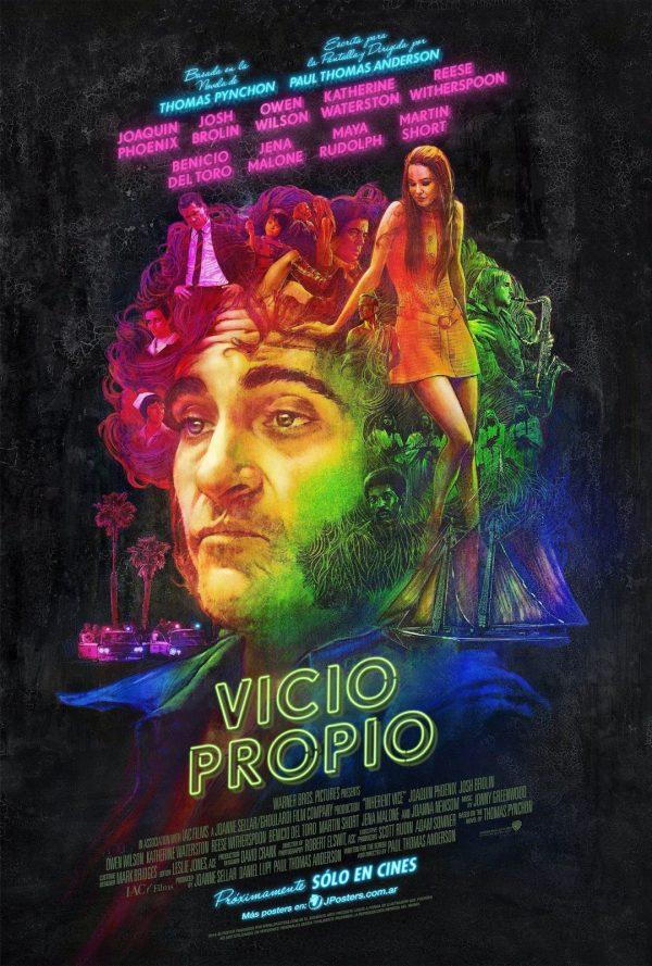 VICIO poster