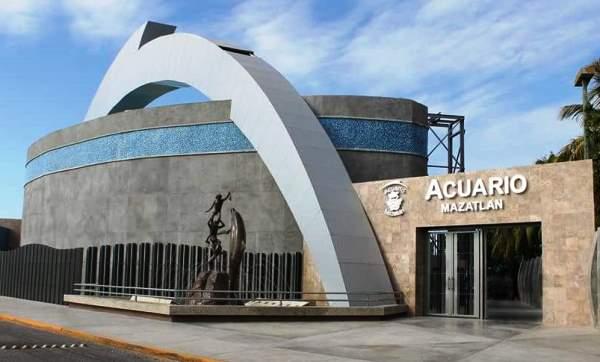 Tiburonario Acuario Mazatlán