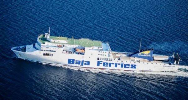 Baja Star Nuevo Barco La Paz Mazatlán Baja Ferries 2016