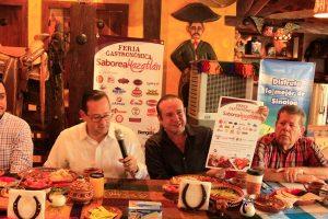 Feria de la Gastronomía Mazatlán 2016