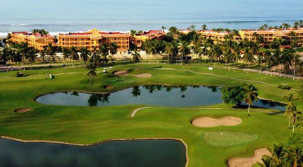 TOUR PGA LATINOAMERICANO 2016 Mazatlán Sede