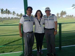 La Logística atrás del Golf en el Mazatlan Open