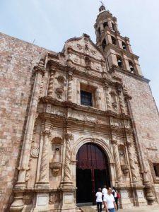 El Rosario Pueblo Mágico Valores Reiliosos y Culurales