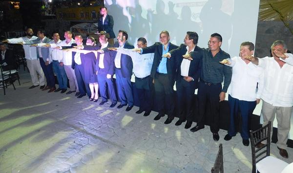 Canirac Mazatlán Toma de Protesta CD 2016-2017 Francisco lizárraga
