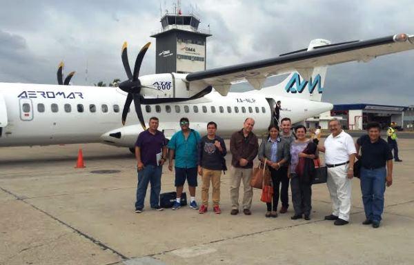 Fam Trip Puebla-Guadalajara-Mazatlán I