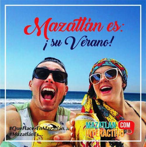 Mazatlán es su verano 2016