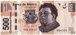 Billetes de 500 pesos falsos en Mazatlán Alertan