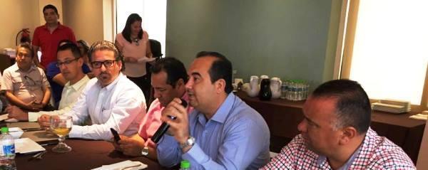 Fecanaco y Canaco Acuerdo de Sinergia con presidentes municipales del Sur de Sinaloa y Munícipes del Sur 2016