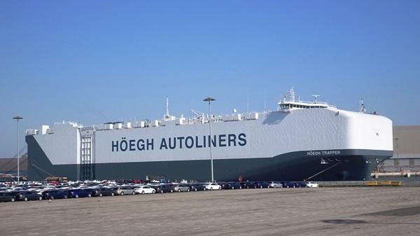 Barco Höeg Target, el buque de carga más grande del mundo