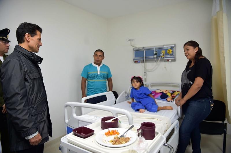 Peña Nieto Inauguración Hosiptal Militar Mazatlán 2016-25