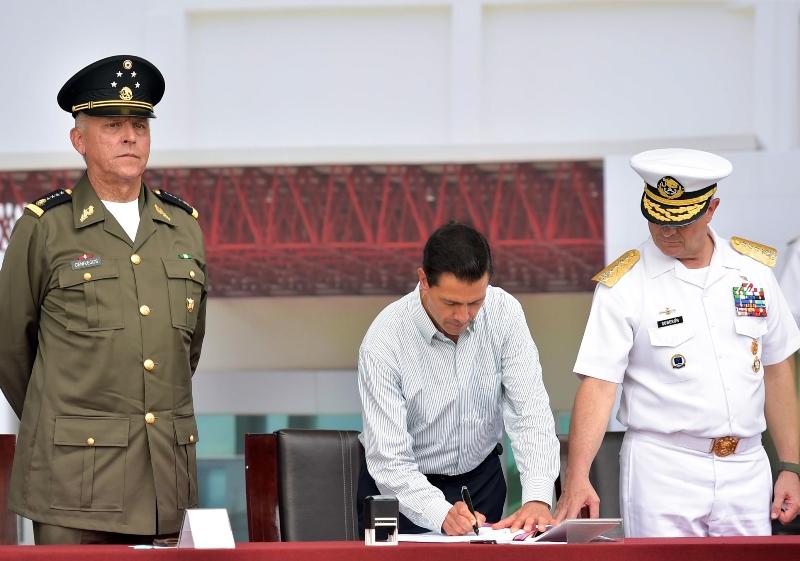 Peña Nieto Inauguración Hosiptal Militar Mazatlán 2016-27