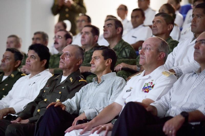 Peña Nieto Inauguración Hosiptal Militar Mazatlán 2016-28