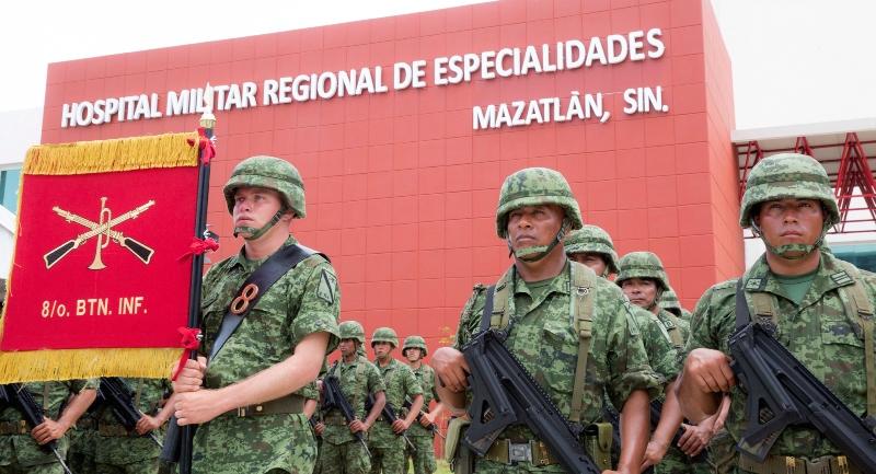 Peña Nieto Inauguración Hosiptal Militar Mazatlán 2016-32
