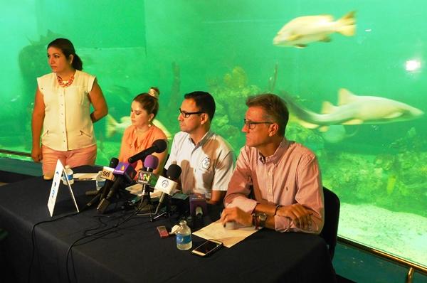 Acuario Mazatlán se consolida como atractivo urístico de Mazatlán 2016