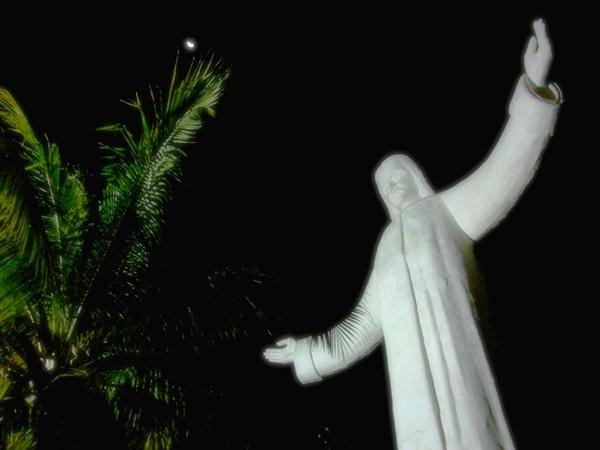 El Cristo de la Mesa en San Ignacio de Loyola Sinaloa 2016