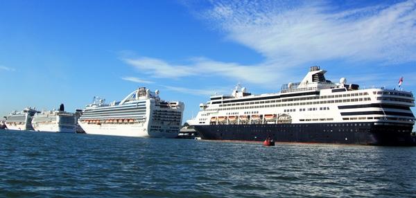 Arranca Temporada de Cruceros en Mazatlán 2016