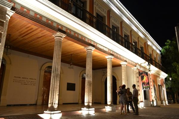 Teatro Ángela Peralta Inversiones 2016