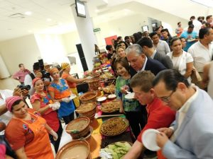 Inauguración Raíces Culinarias Mazatlán 2016